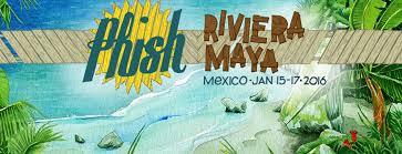 Phish Song Rankings: As of Riviera Maya1/15-1/17